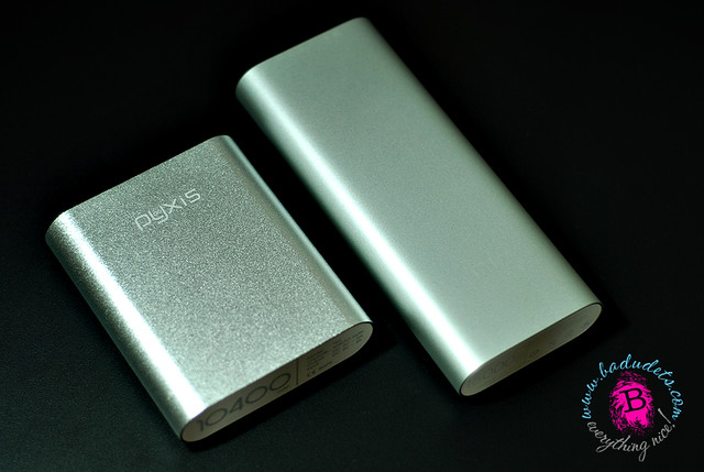 xiaomi 16000 mah Mi power bank vs. pyxis power bank