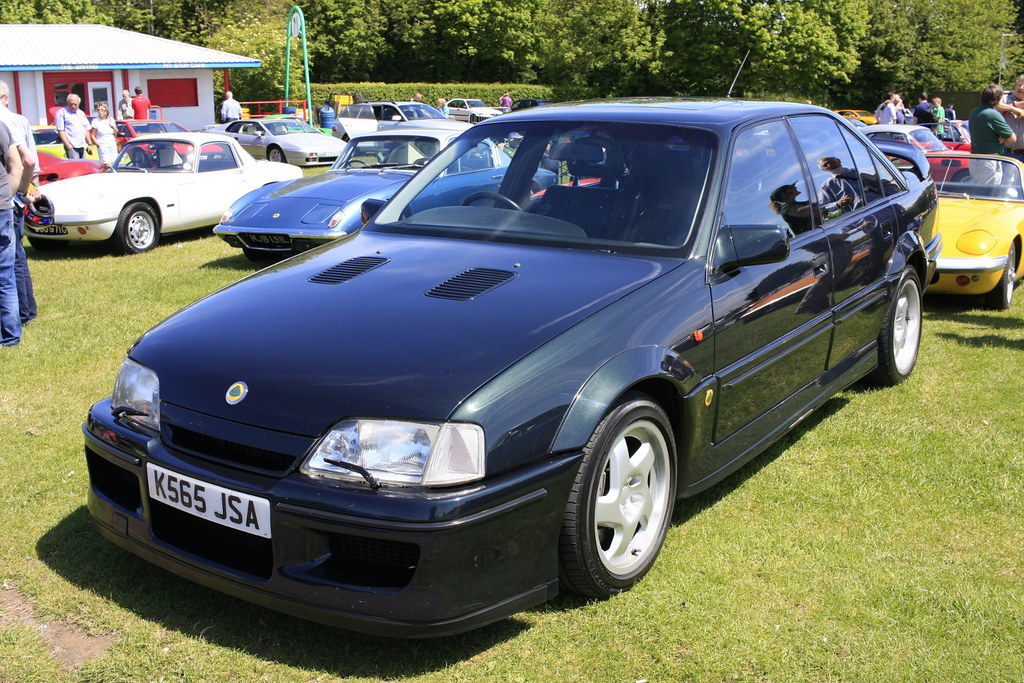 k565 jsa 1993 vauxhall lotus carlton k565 jsa 1993 vauxhal flickr. Black Bedroom Furniture Sets. Home Design Ideas