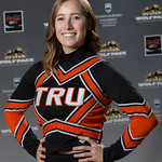 Haille Sparling, WolfPack Cheerleading Team
