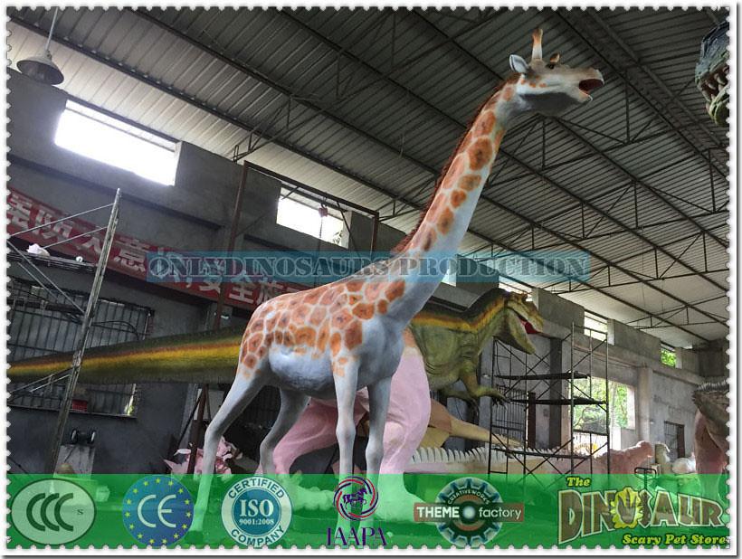 Animatronic Giraffe for Sale