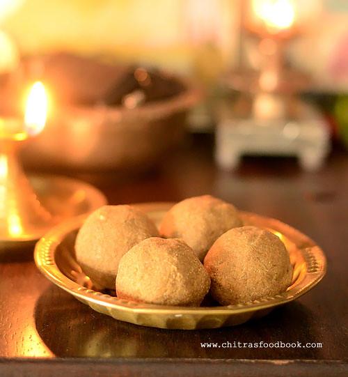 Foxtail millet honey balls