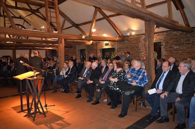 Christian Linder beim Kambacher VIP-Talk in Eschweiler