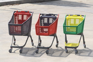 Shopping carts | by Polycart