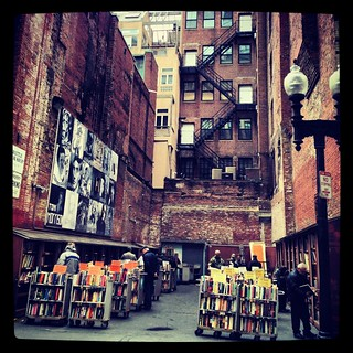 Brattle Book Shop | by crystal_miller