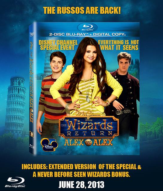 the wizards return alex vs alex bluray pack art