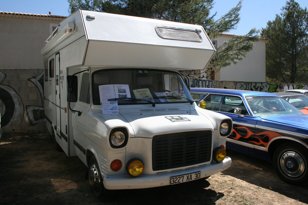 ford transit mk1 camping car benoits15 flickr. Black Bedroom Furniture Sets. Home Design Ideas