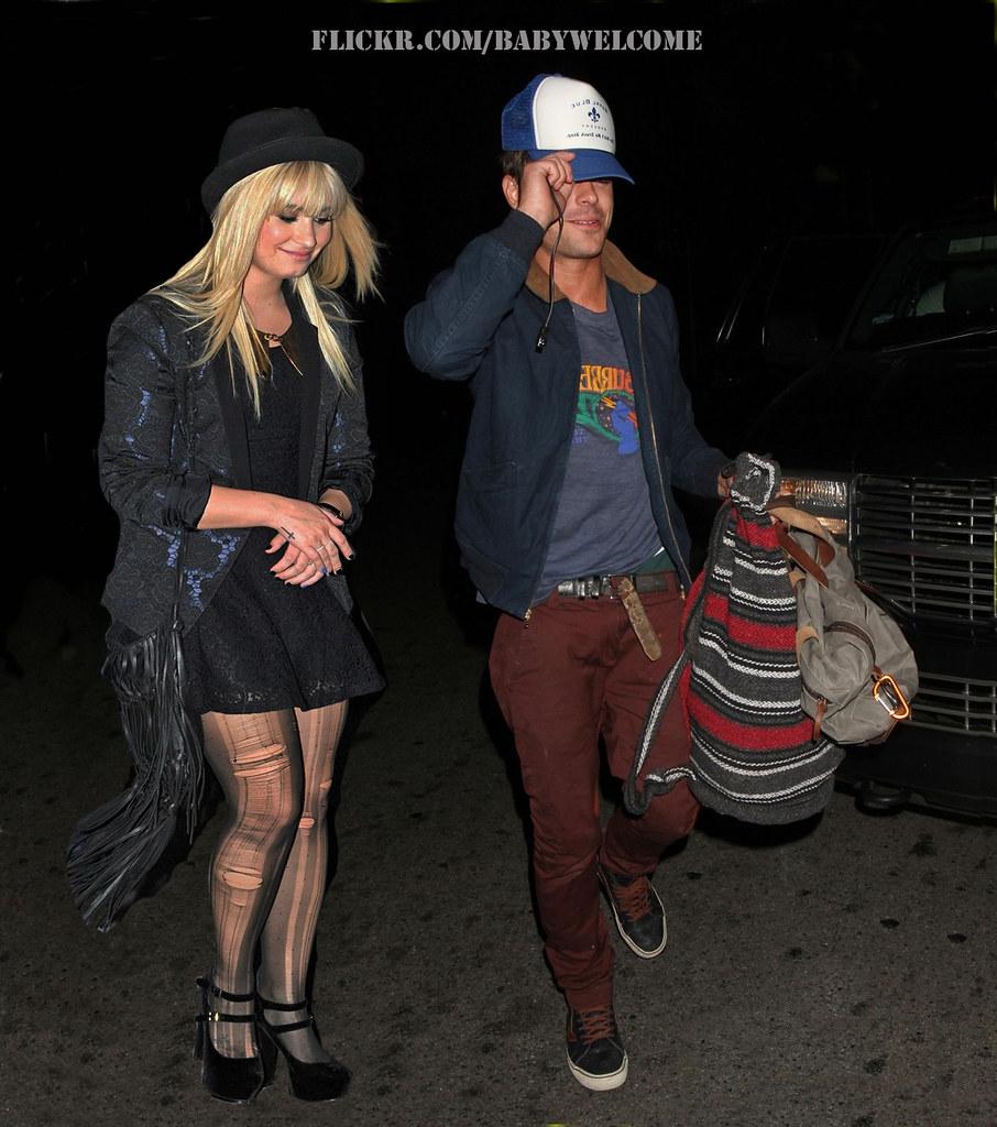 Demi Lovato & Zac ...