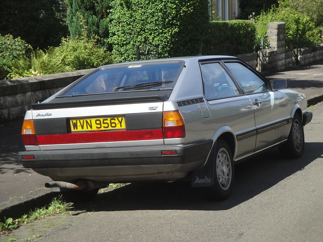 1982 Audi Coup 233 Gt Related Infomation Specifications Weili Automotive Network