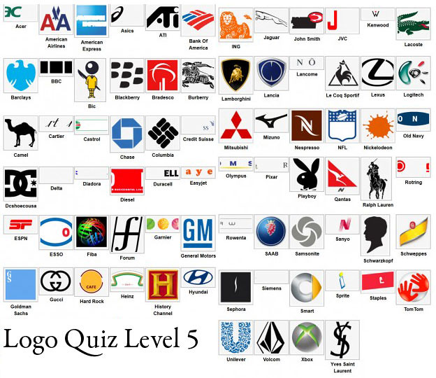 Logo Quiz Answer Level...