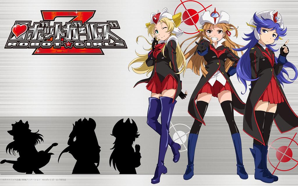 130830(3) - 動畫「無敵鐵金剛」40週年紀念作《ROBOT GIRLS Z》發表第二批「機械獸美少女」聲優陣容!