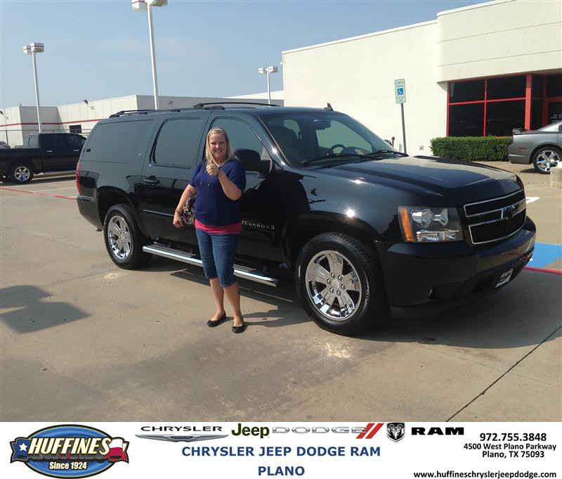 Thank You To Deana Moreno On Your New 2007 Chevrolet Subur