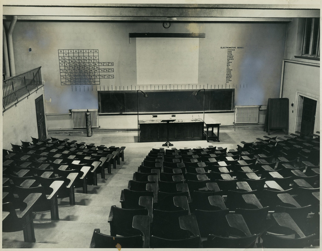Lecture Room B Fulton House