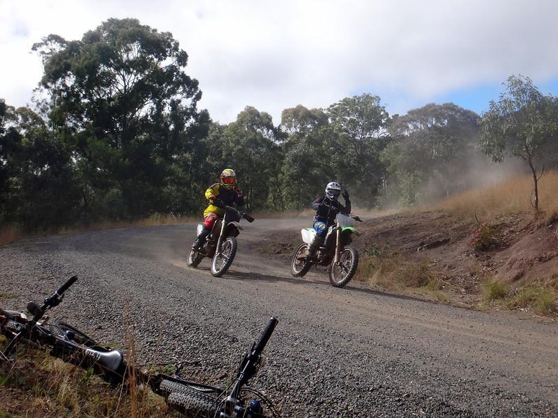 Motorbike Riders