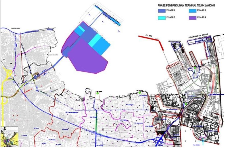SURABAYA | Port of Lamong Bay | Integrated, Eco Green, and