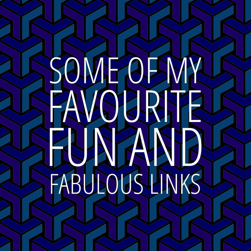 Not Lamb's Favourite Fun and Fabulous Links - May 2015