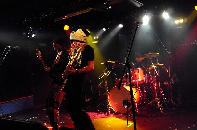 SPUTNIK KOMBINAT live at 獅子王, Tokyo, 10 May 2015. 424