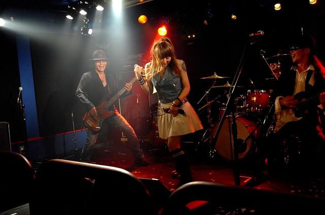 Juz live at 獅子王, Tokyo, 10 May 2015. 470