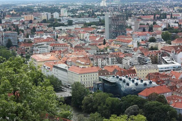 [135/365] Von oben | Graz