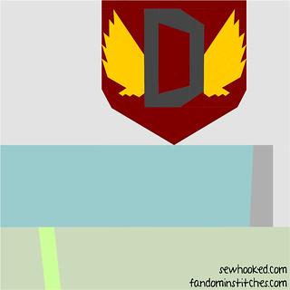2015 PoD Update - Block 19 (Durmstrang Crest)