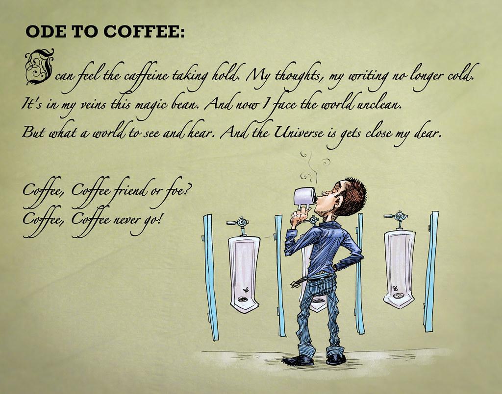 Odetocoffee