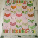 Baby Briar Rose Quilt