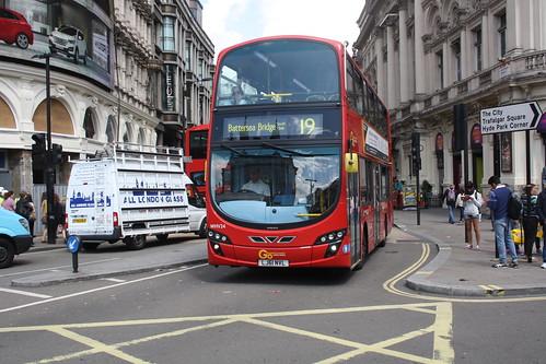 London General WHV24 LJ61NVL