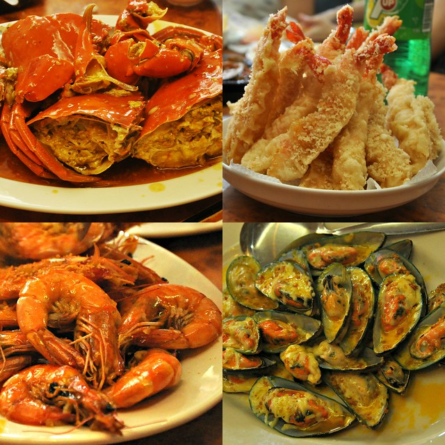Dampa Seafood