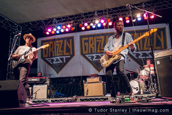 Delta Spirit @ Grizzly Fest 5/16/2015