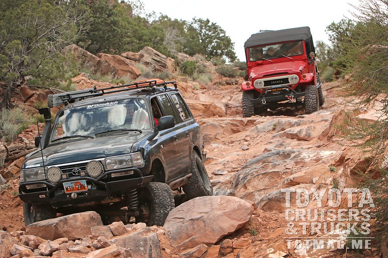 80 Series Long Travel Suspension Kit - Toyota Land Cruiser Magazine