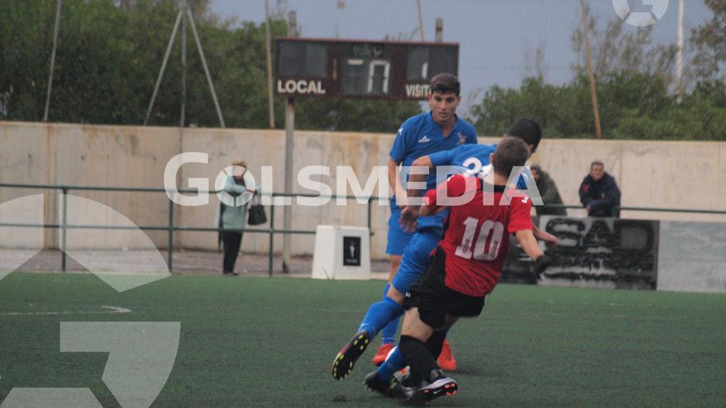 CF San Pedro 3-0 Alqueries CF (27/11/2016), Jorge Sastriques
