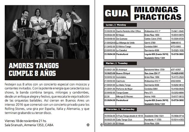 Revista Punto Tango 121 Negro Falótico 05