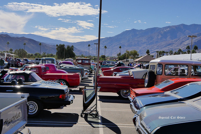 McCormick's Collector Car Auction 61 Palm Springs