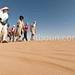 Erg Ouarane , desert of sand and dunes , in Adrar mountain   ///    Erg Ouarane ,desert de sable et dunes, plateau de l Adrar  chin    /// L0055701