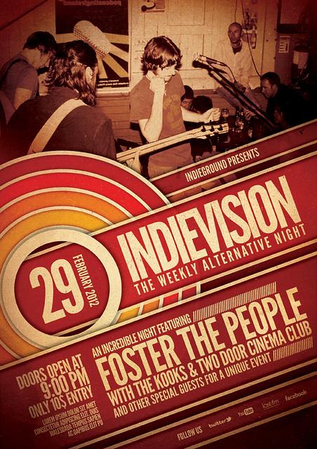 Concert Flyer Poster Template V2 For Photoshop@Share on concert ...