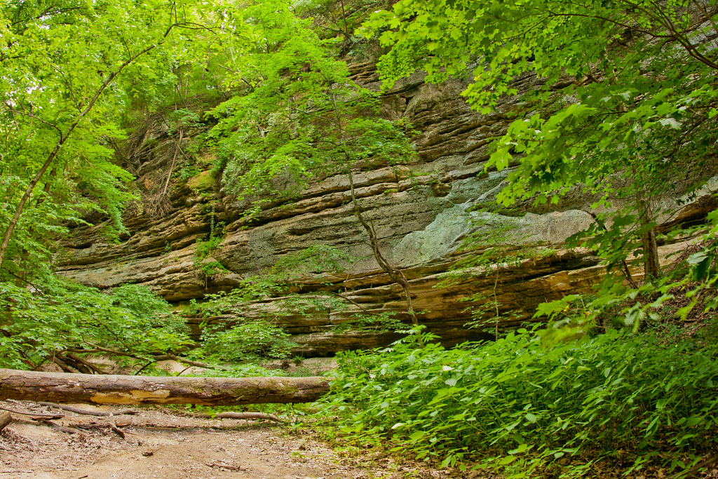 Starved Rock Park Natural Features