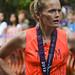 Melissa Mantel wins the 2012 Borgess Half Marathon