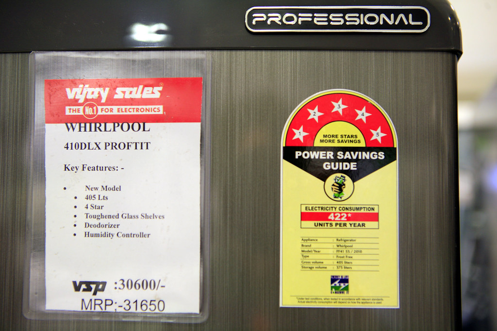 Energy Star Rated Kitchen Appliances