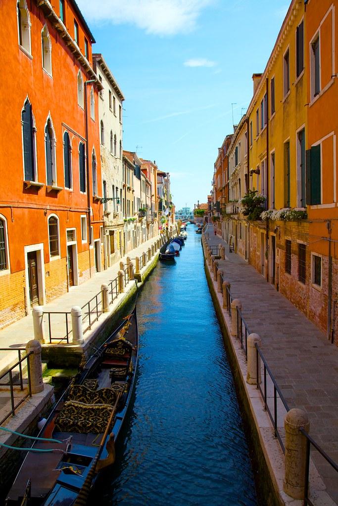 Venice Streets Streets In Venice Italy Www Dec Am