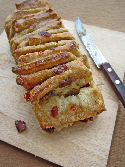 Orange Marmalade Cranberry Pull-apart Loaf | … | Flickr - Photo ...