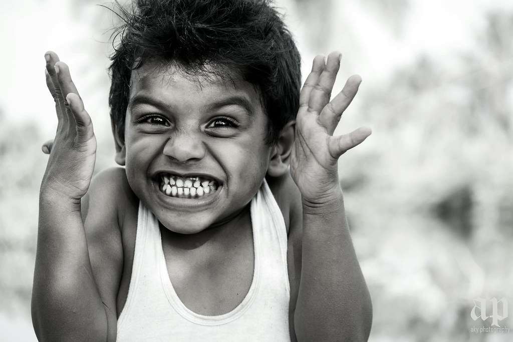 its all about happiness and expression focuspocus
