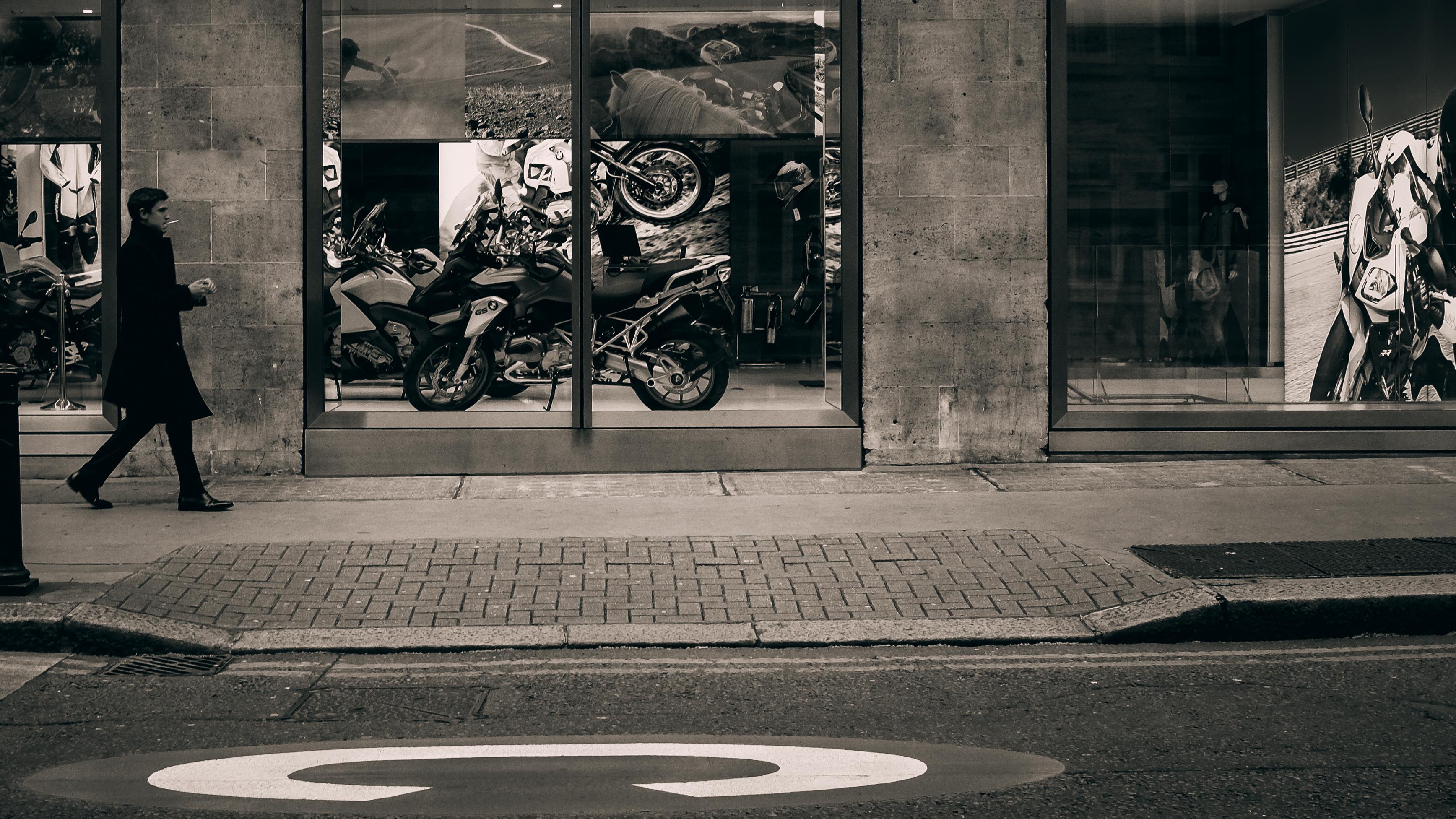 BMW - London - 2015