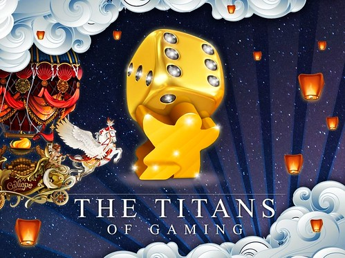 004 - The Titans of Gaming Kickstarter