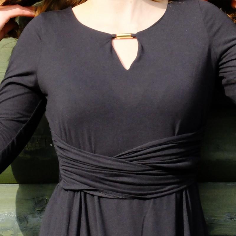 Hot Squash Maxi Dress
