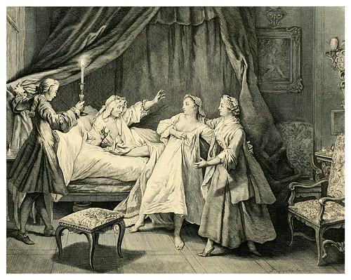 005- El gaston castigado-Tales and Novels in verse-1896- Ilust. Charles Eisen