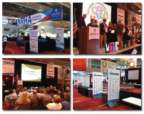 The North American Retail Hardware Association hosted many events at the NHS