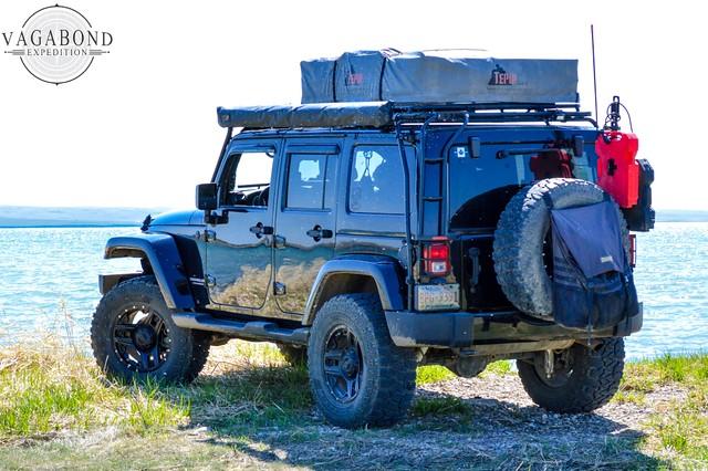 Smitybuilt Awning Vagabond Expedition