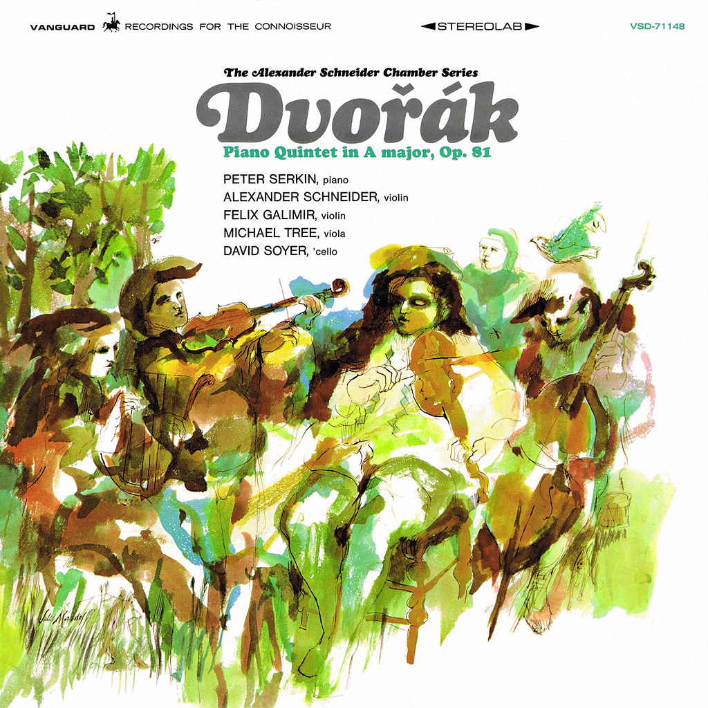Antonin Dvorak - Piano Quintet