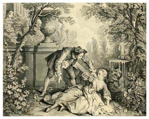 003-La sirvienta justificada-Tales and Novels in verse-1896- Ilust. Charles Eisen