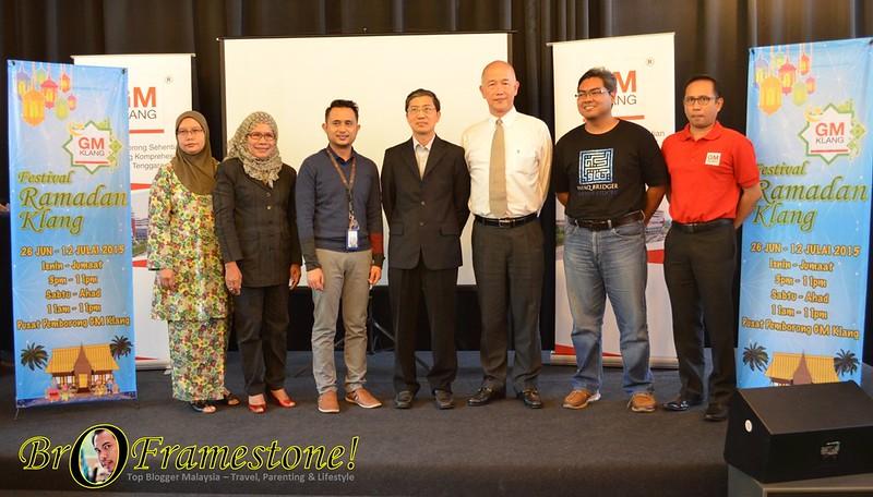 Majlis Pelancaran Festival Ramadan Klang