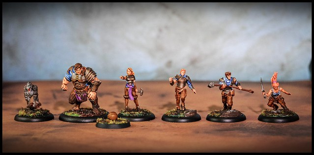 Guild Ball - The Masons